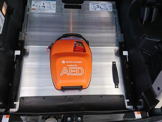 車載AED