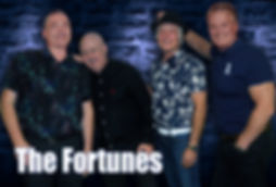 The Fortunes. 60's Hit Recording Group