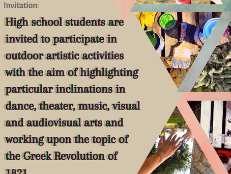 Actions of ART education MUSES innovation