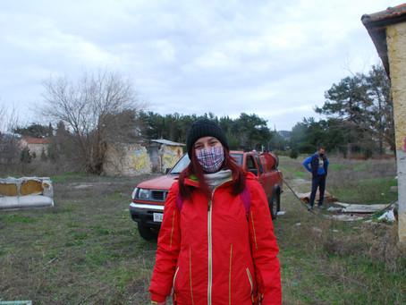 Cleaning Karatasou Park