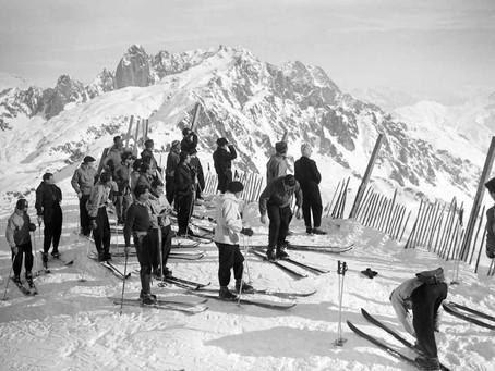 Arte retrace l'histoire du ski, née il y a près de dix mille ans pour permettre la chasse