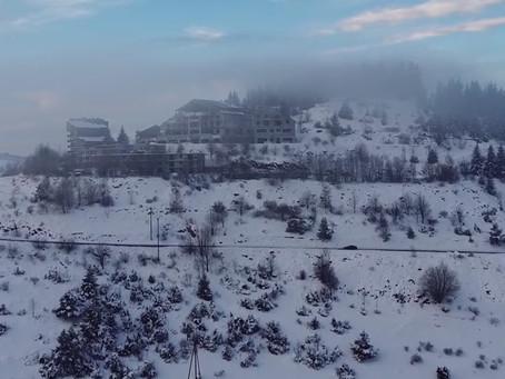 "Les stations de ski abandonnées, ""un phénomène qui va augmenter"" selon Alexandre Muffon"
