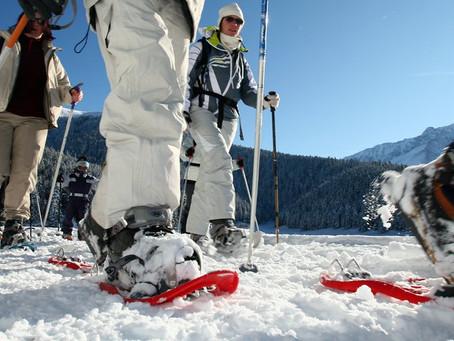 La course aux raquettes à neige reprendra-t-elle en février ?