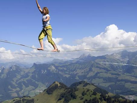 5 activités à sensations fortes pour un été inoubliable dans les Alpes