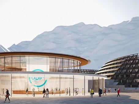 Montagne : le ministre et l'architecte JM Wilmotte redessinent la montagne de demain