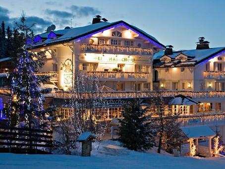 Les 10 stations de ski françaises où l'immobilier haut de gamme est le plus cher