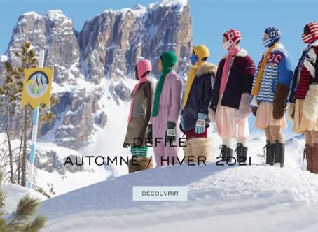 Miu Miu Mountain Club, la station de ski la plus chic de la saison