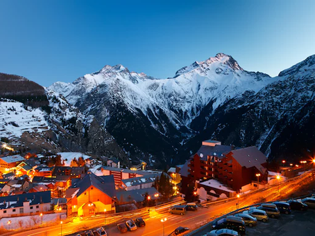 De la neige de culture pour sauver le glacier des Deux Alpes