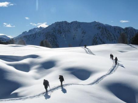 Vacances de février : les meilleures stations de ski pour s'amuser même sans remontées mécaniques !