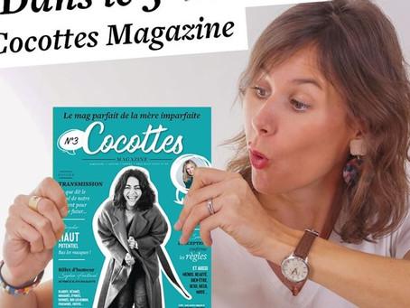 Cocottes, le magazine féminin et parental made in Savoie arrive en kiosques