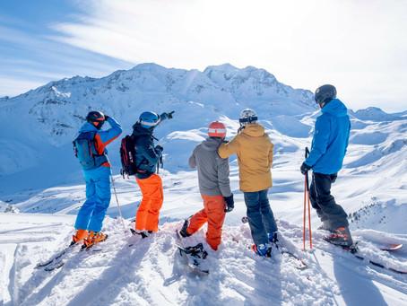 Les réservations de vacances au ski sont en hausse de 20% par rapport à 2019