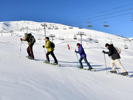 Tourisme: la fréquentation des stations de ski divisée par deux en février