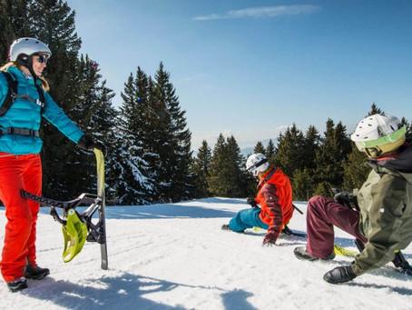 Yooner : le sport de glisse à mi-chemin entre ski et luge