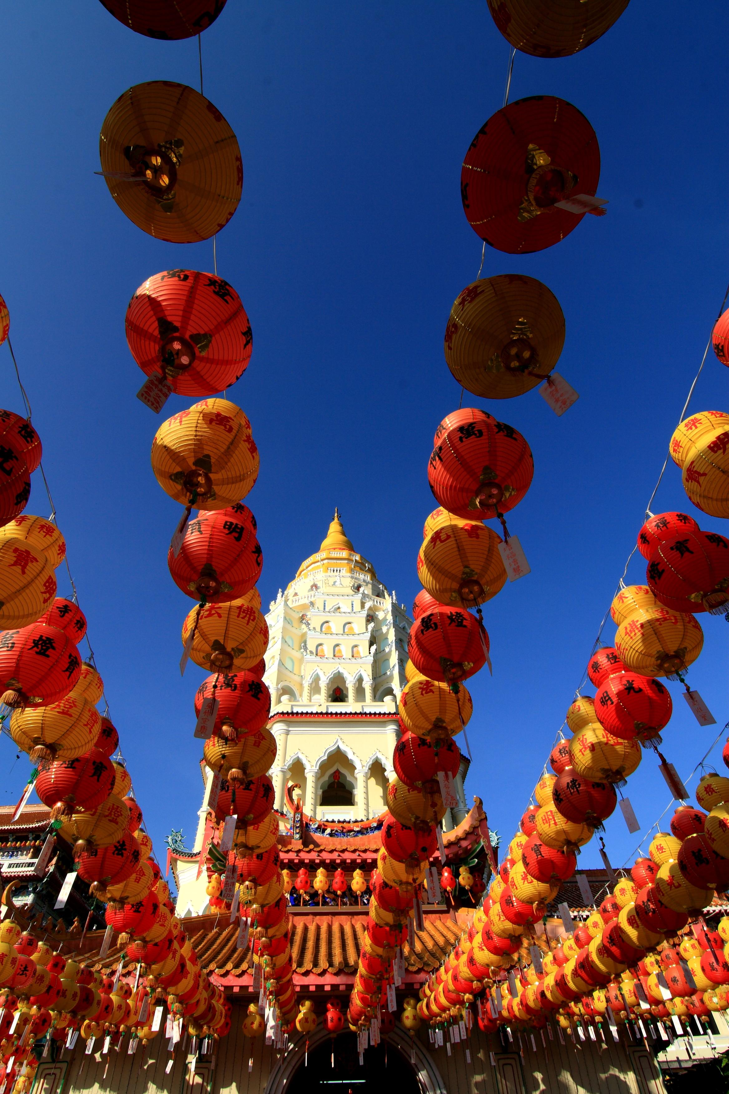 Malaysia Kek Lok Si Temple