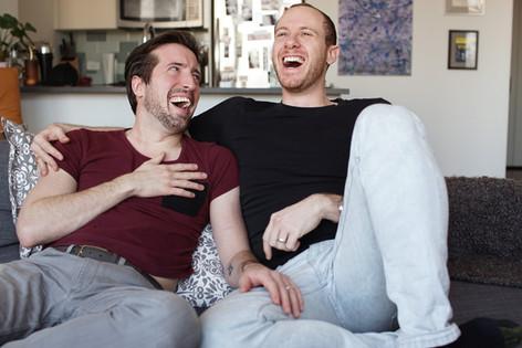 Corey & Jeremy