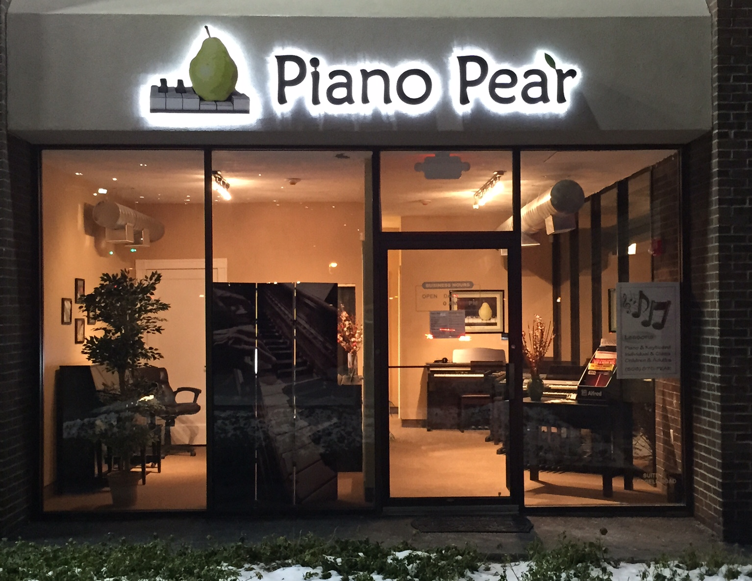 Piano Pear 2.0