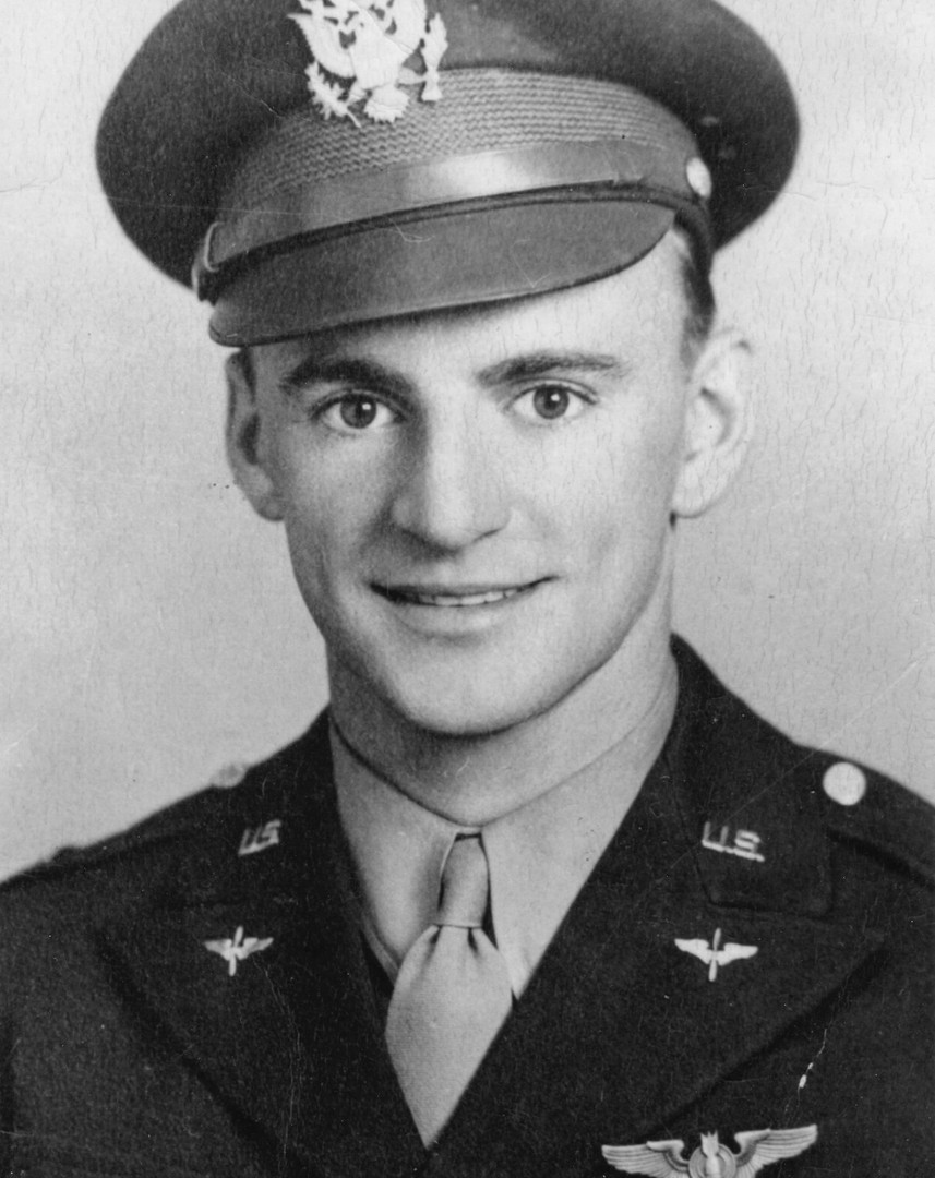 Lt. Andy Andrews - 8th Air Force.
