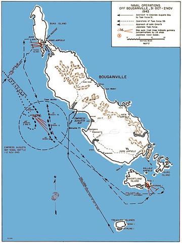 Island of Bougainville, Solomon Islands.