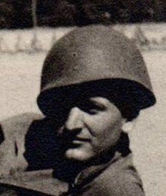 "Pvt. Rayphord ""Tex"" Tiffee."