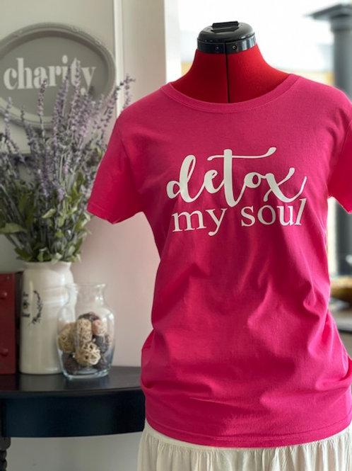 Detox My Soul Shirt