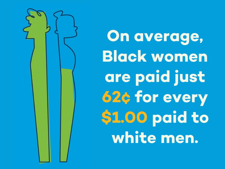 Four Things You Can Do on Black Women's Equal Pay Day