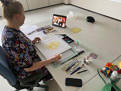Online taidesukellus - elina Aalto yliop