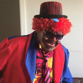 Raja the Clown