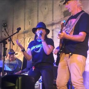 JustUs - local band, Saturday night