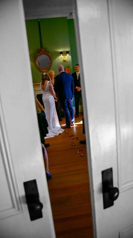 Bride & Groom Wedding Photo Georgetown, SC