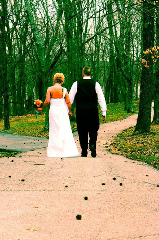 Bride & Groom wedding Photo