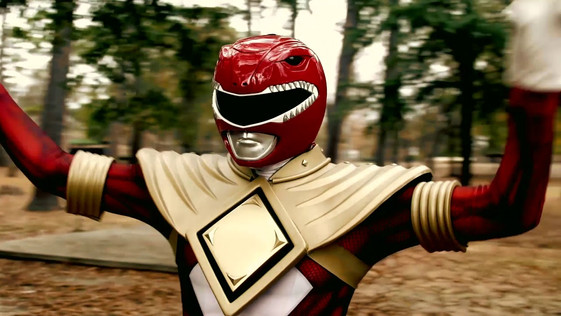 Power Rangers Fight
