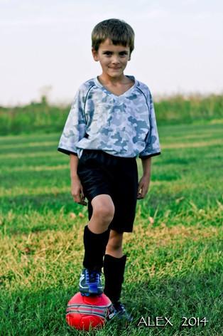 Child Soccer Photo