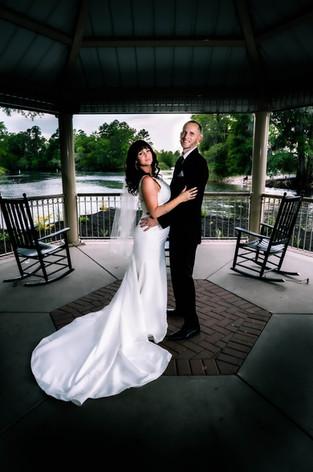 Wedding at Conway Riverwalk