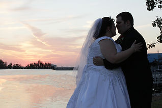 Wedding Sunset Photo Augusta GA