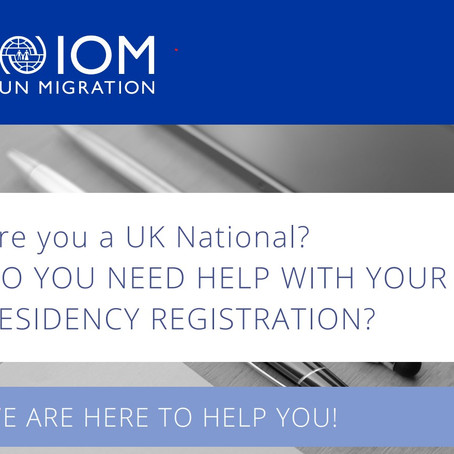 Assistance for British nationals - residency rights in Spain