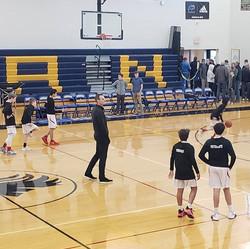 St Regis Youth Basketball