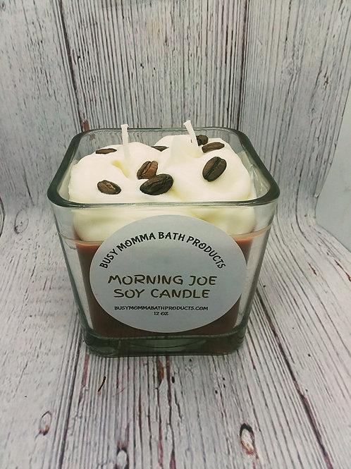 Morning Joe Soy Candle