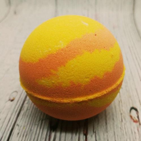 Grapefruit Bath Bombs