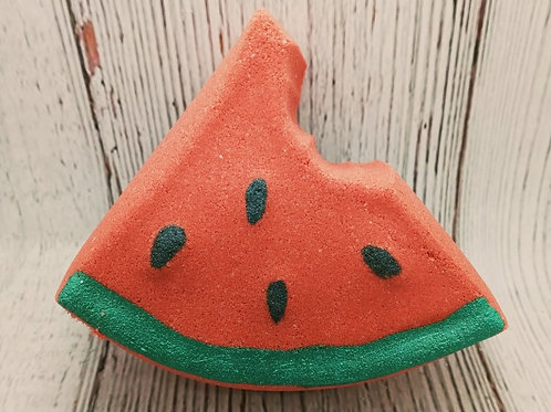Watermelon Sorbet Bath Bombs