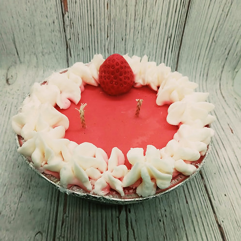 Strawberry Pie Soy Candles