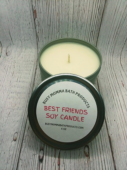 Best Friends Soy Candles