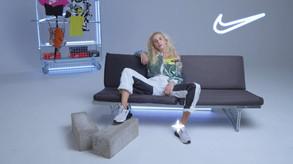 Peg Parnevik - Nike