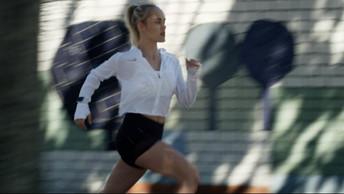 Nike with Amanda Winberg