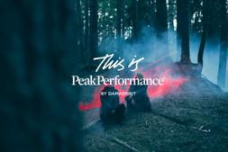 Peak Performance - Nigel Cabourne