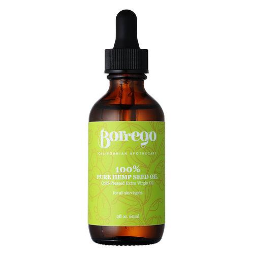 100% Pure Hemp Seed Oil
