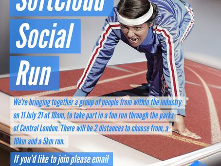 The SoftCloud Social Run