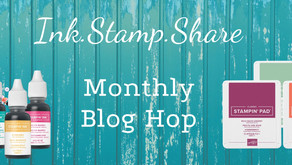 Ink Stamp Share August Bloghop - Autumn/Winter Mini