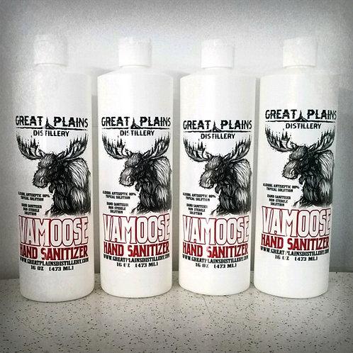 Vamoose Hand Sanitizer 4 Pack