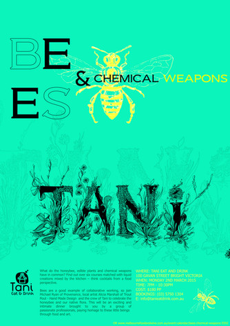 Bees and Chemical Weapons