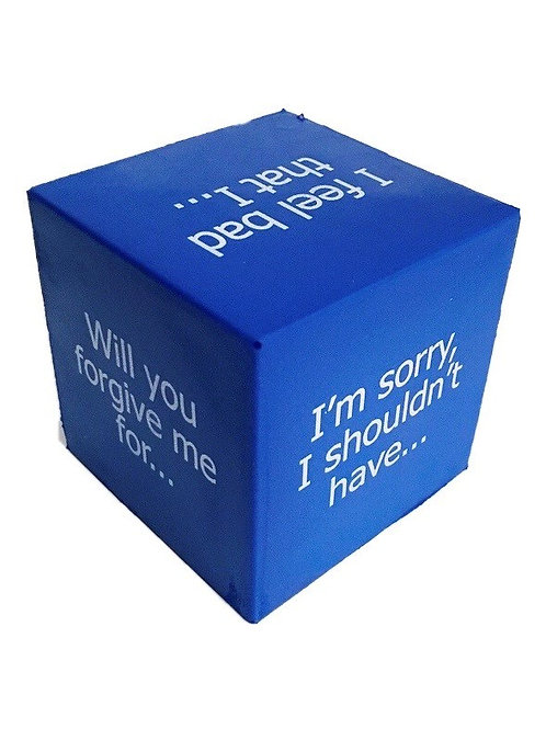 Apology Cube